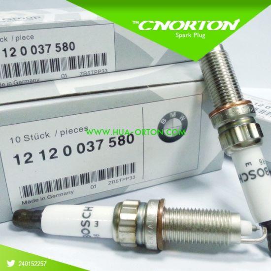 Auto Parts Spark Plug Bosch Zr5tpp33 OEM 12 12 0 037 580