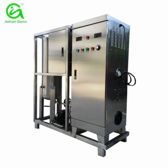 China Commercial Ozone Generator for Hospital Wastewater