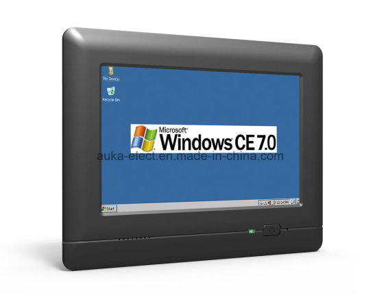 7 Inch All in One Embedded Touch Panel PC with Wince 7.0