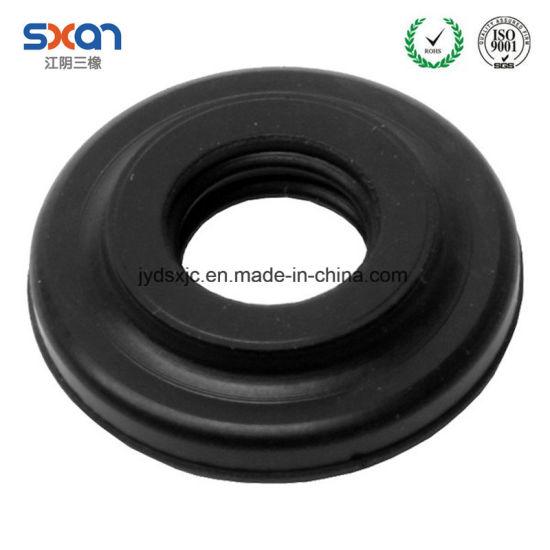 China Custom Heat Resistatn Square Shape Silicone Rubber Washer ...