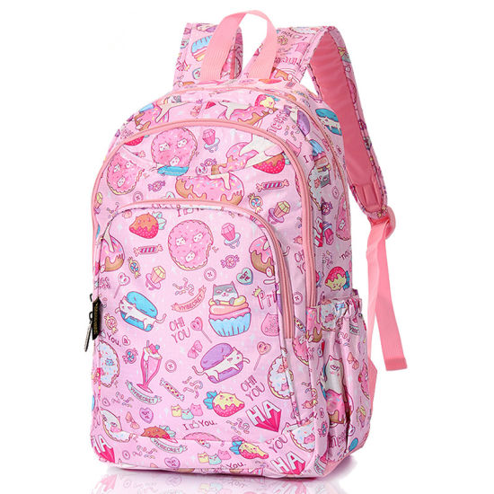 7e4a48376a China 2018 School Student Backpack School Bag for Kids
