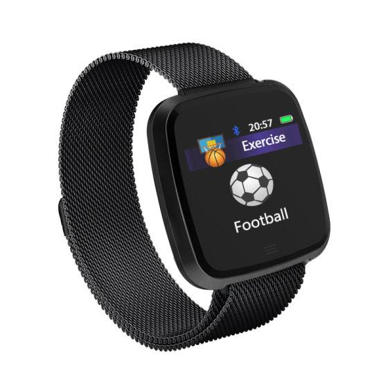 G12 30m IP67 Waterproof Outdoor Sports Health Rate Monitor Smart Men's Heart Rate Watch 2018