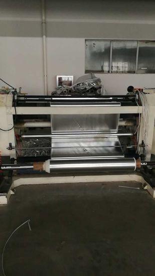 Al-3784 Aluminum Foil Coated Fiberglass Fabric