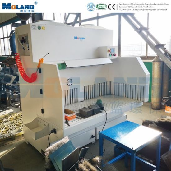 Small Downdraft Bench Grinding Dust Collector