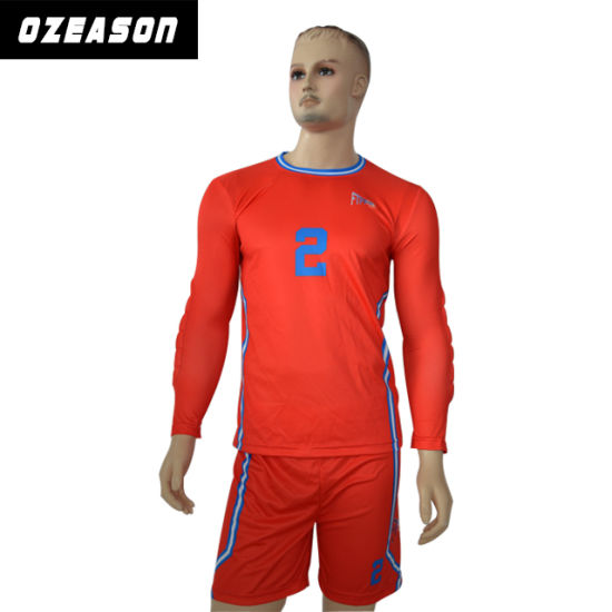 5fc60ea1fd3 Design Men′s Team / Club Soccer Uniforms Goalkeeper Jerseys with High  Quality for Wholesale