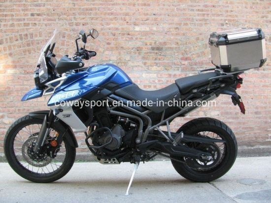 Promotion High Quality Tiger 800 Xcx Lucerne Blue Motorcycle
