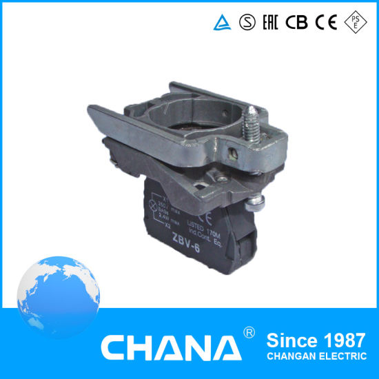 Ce Approved 22mm CB4 Series Micro Pushbutton Switch