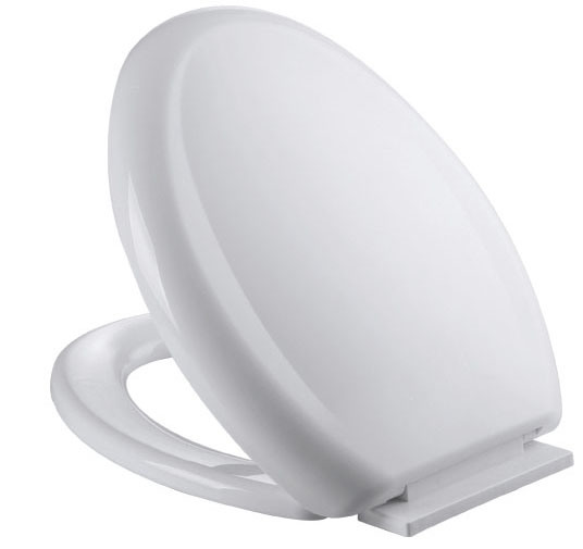 H-255 Low End Plastic Toilet Seat
