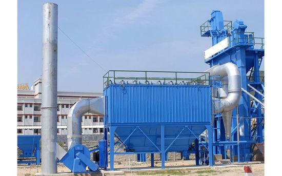 Asphalt Mixing Plant Bag Filter (250 Tons)