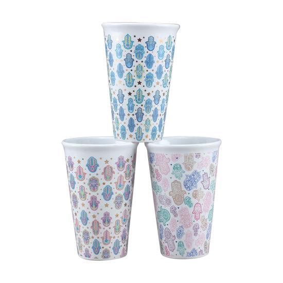 Wholesale Cheap Blank Ceramic Travel Mugs