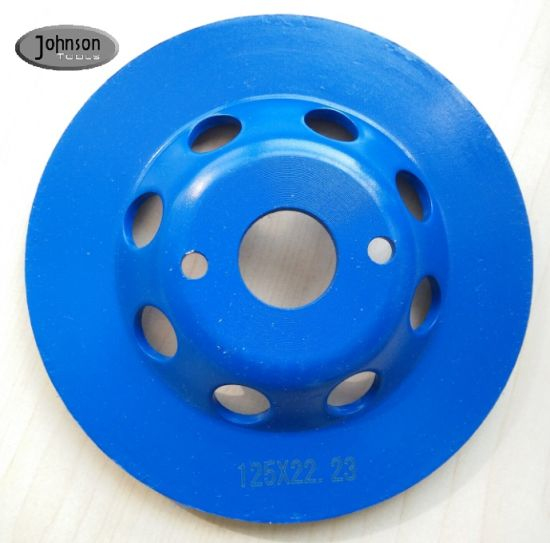 100-180mm Diamond Grinding Cup Wheel for Stone and Concrete pictures & photos