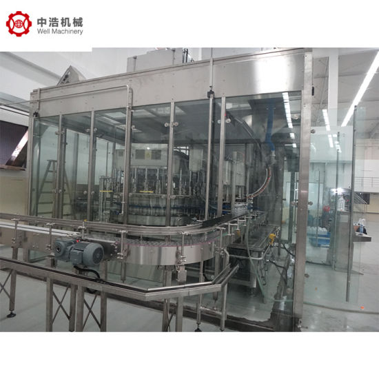 Edible Oil Filling and Capping 2 in 1 Machine pictures & photos