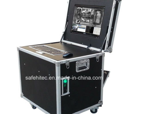 Vehicle Undercarriage Weapons Scanning Inspection Search System SA3000 for Building Security pictures & photos