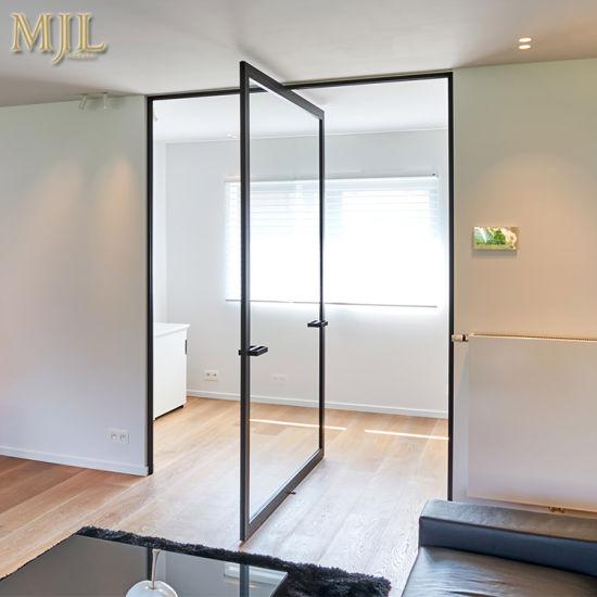 Hot Sale New Modern Design Best Price External Center Pivot Door