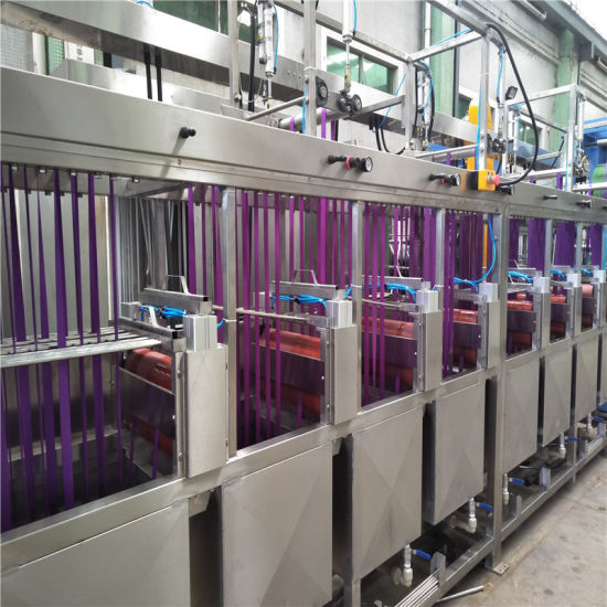 Yoga Straps Continuous Dyeing and Finishing Machine pictures & photos