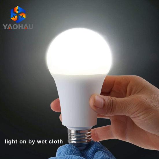 Hot Item China Lighting Energy Saving Emergency Lamps Led Intelligent Bulb 5w 7w Battery Backup Lights