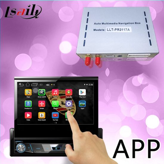 China HD 1080P Android GPS Navigator for Pioneer DVD with WiFi