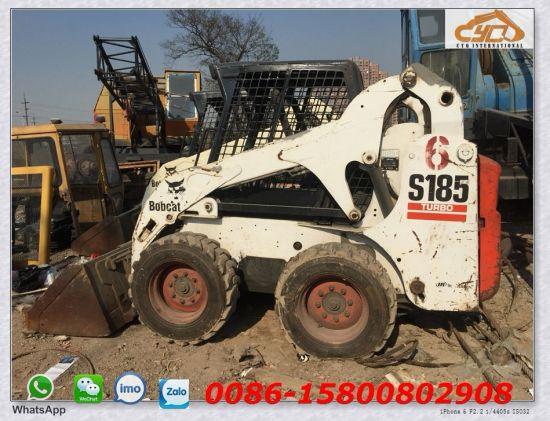 Good Condition Used Bobcat S185 Skid Steer Loader for Sale