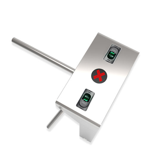 Fingerprint /RFID Semi-Automatic Turnstile Barrier (TS300) pictures & photos