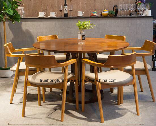 Wood Dining Table Chair