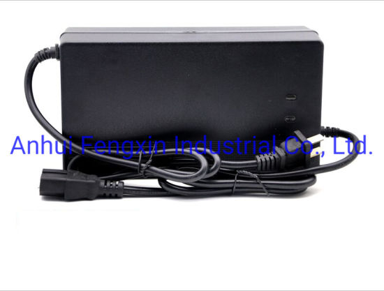 12V/24V/36V/48V/60V/72V Lead Acid Battery Charger 18650 Battery Charger SLA Solar Charger for Electric Scooter Batteries