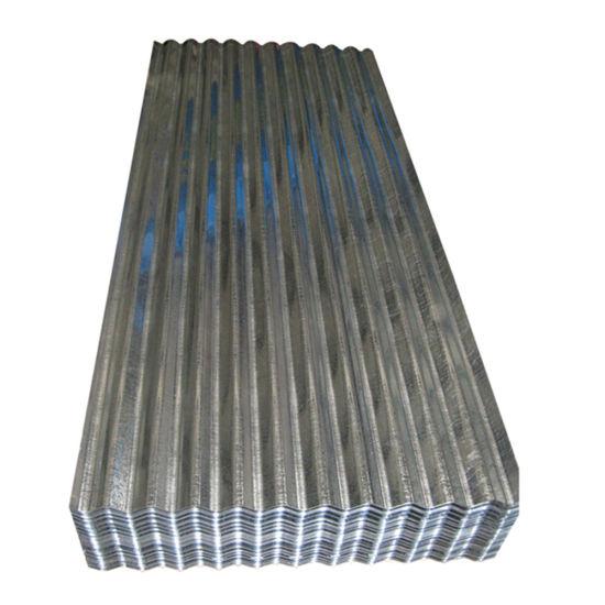 Zinc Roof Galvanized Steel Roofing Sheet Gi Corrugated Sheet