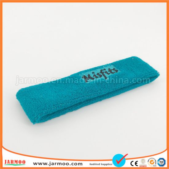 China Personalized Comfortable Colorful Cotton Stretch Headbands