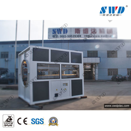 20~2000mm Plastic HDPE Tube Automatic Making Machine Extrusion Equipment Line