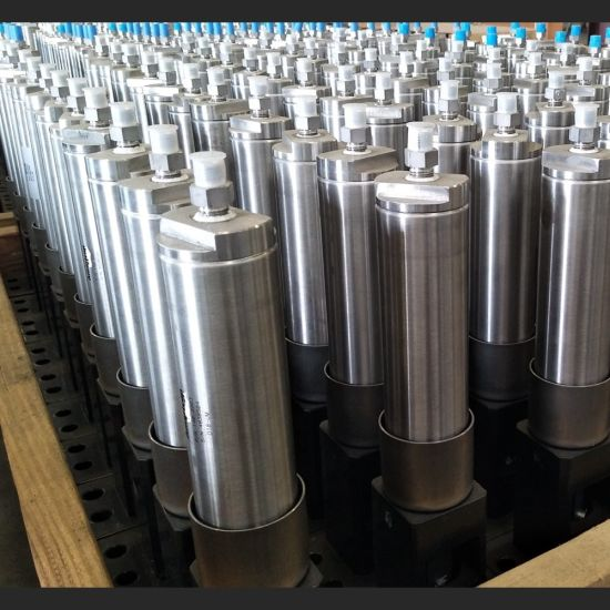 Forging - CNC Machining Used for Tie Rod Hydraulic Cylinder Extension Rod