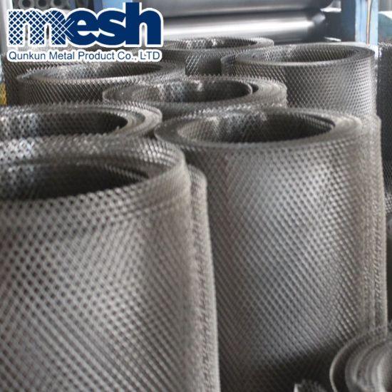 China Galvanized Diamond / Hexagonal /Aluminum Expanded Metal Wire ...
