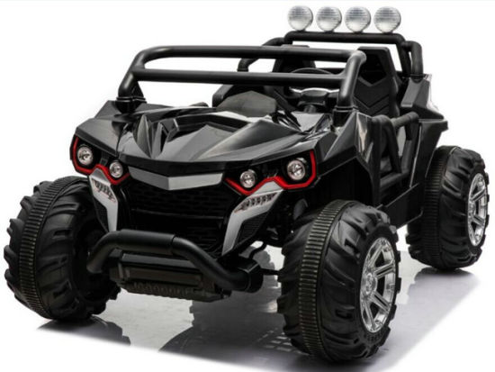 2018 Big Size Kids Electric Ride On Car 12V 2 Seater