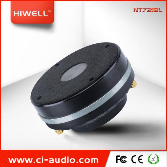 Compression Diver Line Array Speaker System, 3''compression Tweeter High Driver Professional Audio.