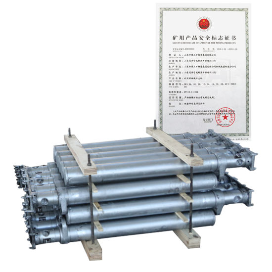 Dwb 28 Mining Support Tunnel Light Single Hydraulic Steel Acrow Prop Selling Mining Support Tools