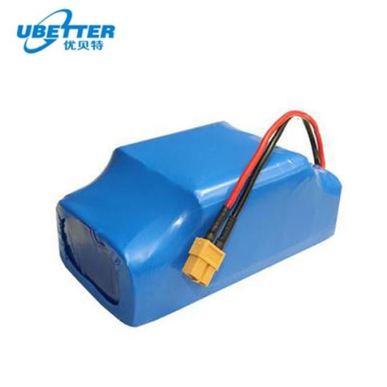 Rechargeable 18650 Lithium Ion Battery for Electric Scooter