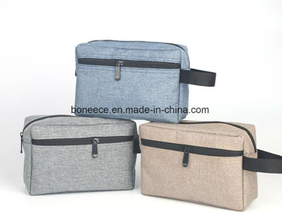 d8a7390c70 China Men Clutch Makeup Travel Bag Water-Resistant Wash Toilet Bag ...