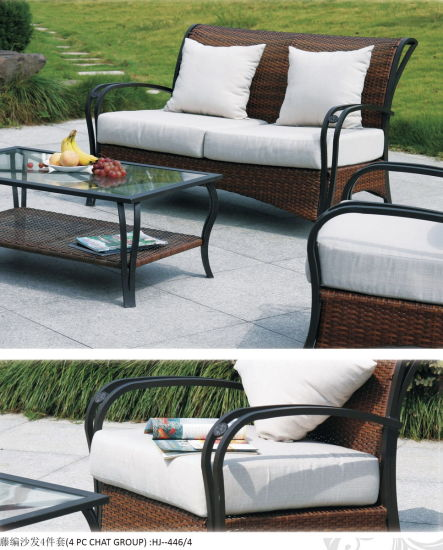 Modern Style Outdoor Rattan Furniture Patio Rattan Furniture pictures & photos