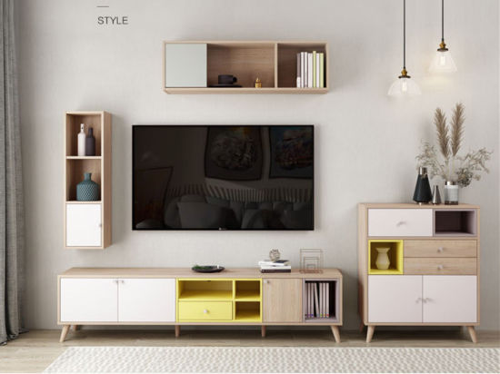 Nordic Tea Table Tv Cabinet Wall Cabinet Modern Simple Living Room Furniture Set Small Tv Cabinet Tv Stand China Wooden Tv Stand Tv Stand Furniture Made In China Com