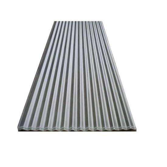 26 Gauge Z275 ASTM Standard Hot DIP Galvanized Corrugated Sheet