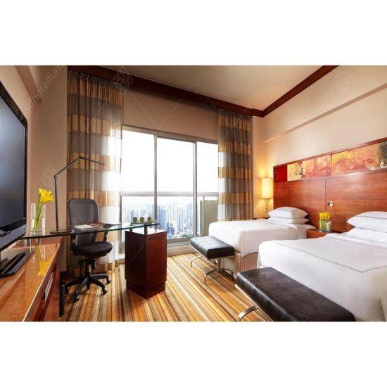 High Quality Modern Bedroom Wooden Hotel Suite Furniture Supplier (BL 27)