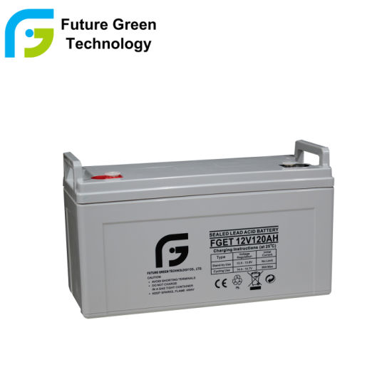 12V 260ah Deep Cycle Long Life Lead Acid UPS Battery