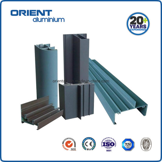 China Top Aluminium Extrusion Factory for Industrial Profile