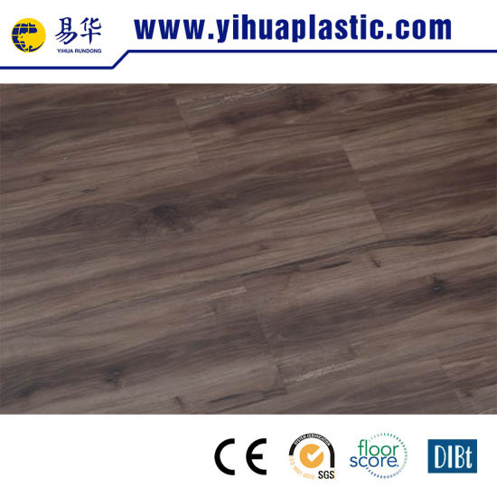 Waterproof Cheapest Indoor Usage Plastic PVC Vinyl Flooring Plank