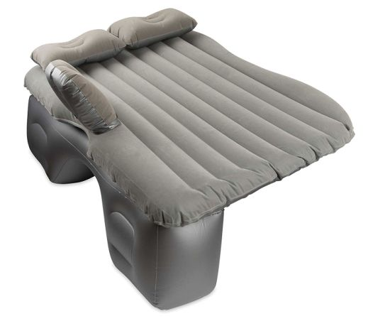 Car Inflatable Mattress Portable Travel Camping Air Bed Foldable Couch