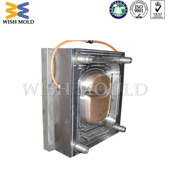China Plastic Injection Molding Defects in Making Fast Food Box Mold