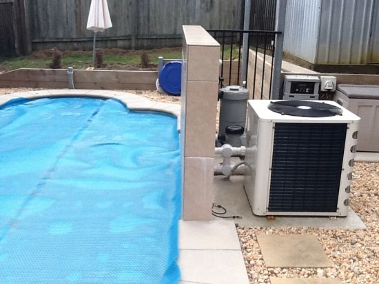 Dubai Market Commercial Swimming Pool Heat Pump with High Cop