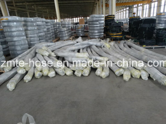 Heavy Duty Concrete Pump Rubber Hose 55bar or 85bar pictures & photos