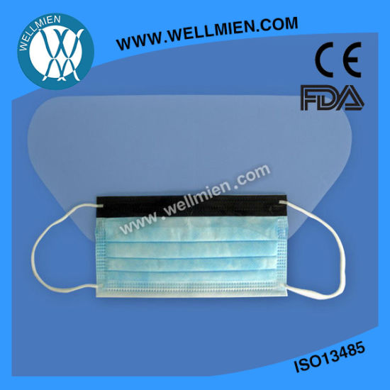 high fluid resistant surgical mask