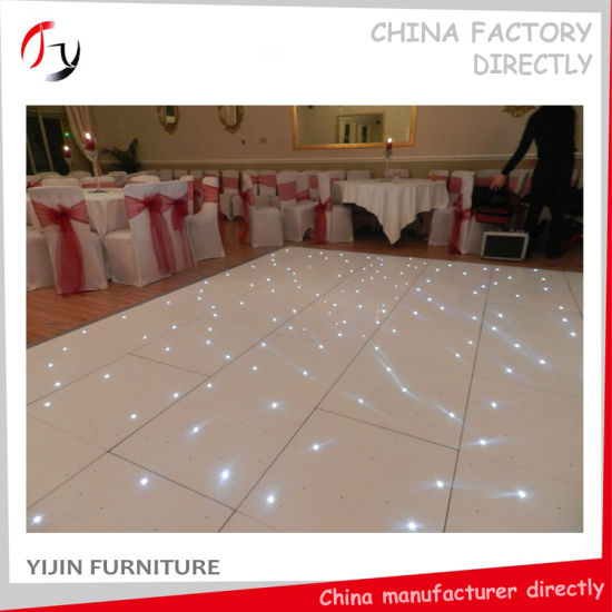 Factory Direct Make and Sale Hotel Banquet Dancing Floor (DF-50) pictures & photos