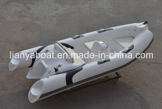 Liya 3 8m Cheap Rib Hypalon Inflatable Boats for Sale Philippines