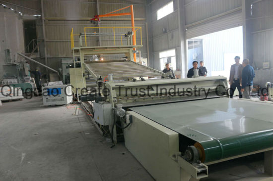 New Hot Sale Plastic Sheet Extruder/Plastic Extruder pictures & photos